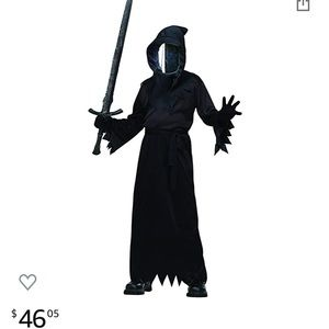 Mirror Ghoul costume youth Lg